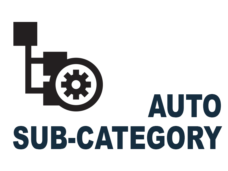AUTO SUB-CATEGORY