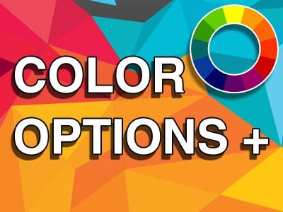 Color Options +