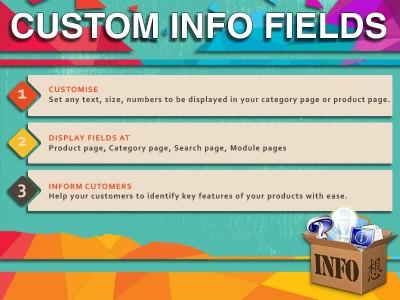Custom Info Fields