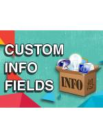 Custom Info Fields