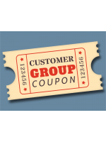 Customer Group Coupon