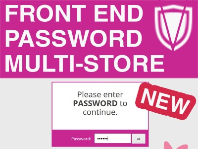 Password Protect Your Front-End - MULTISTORE