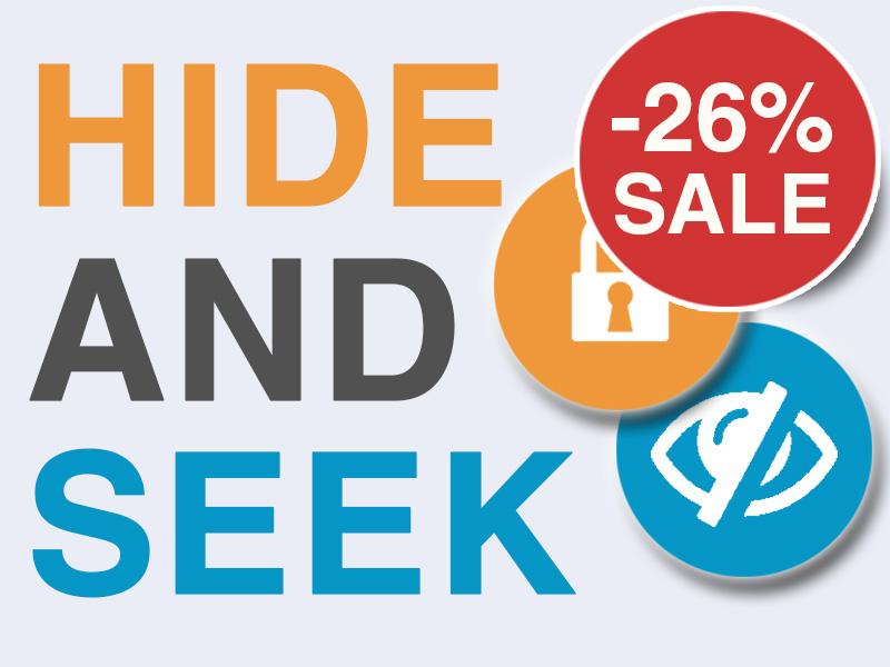 Hide and Seek Bundle Pack