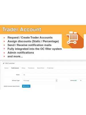 Trader Account